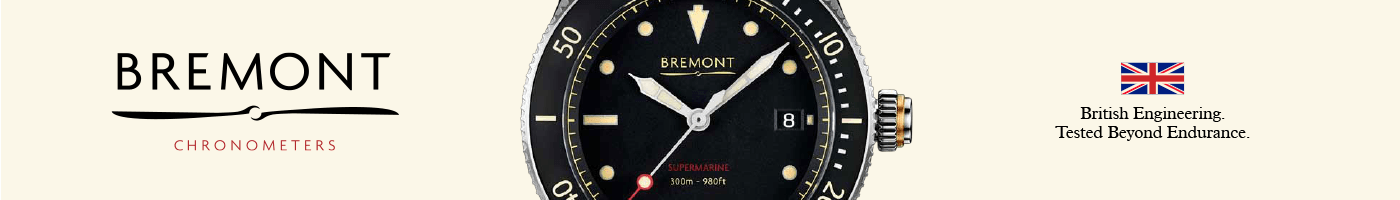 Bremont Men's Watches