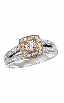 Bridal Bells 14K Diamond Engagement Ring WB5924EC product image