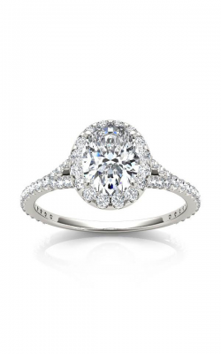 Bridal Bells 14K Diamond Engagement Ring WB5979E product image