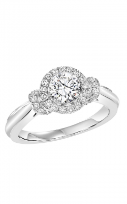Bridal Bells 14K Diamond Engagement Ring WB5996E product image