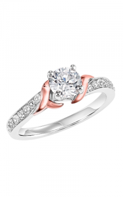 Bridal Bells Engagement Ring WB6005-4WPB product image