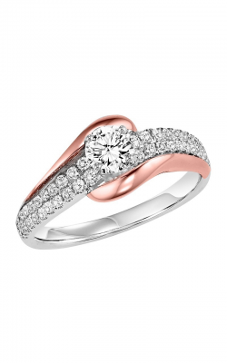 Bridal Bells Engagement Ring WB6005-4WPC product image