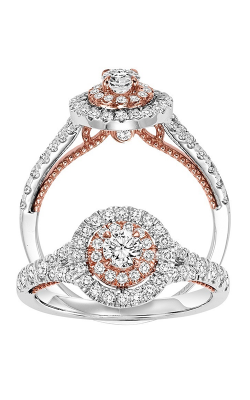 Bridal Bells Engagement Ring WB6061-4WPB product image
