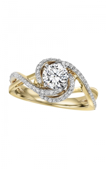 Bridal Bells Engagement ring WB6006E product image