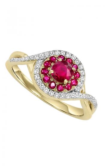 Bridal Bells Engagement ring WB6085ERUB product image