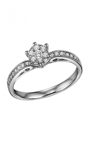 Bridal Bells Engagement ring WB5710EC product image
