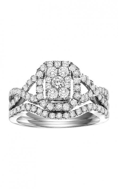 Bridal Bells Engagement ring WB5760E product image