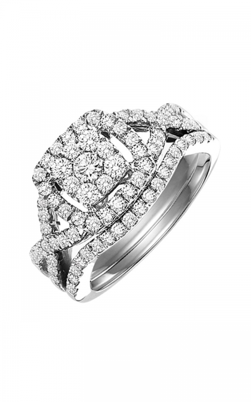 Bridal Bells Engagement ring WB5764E product image