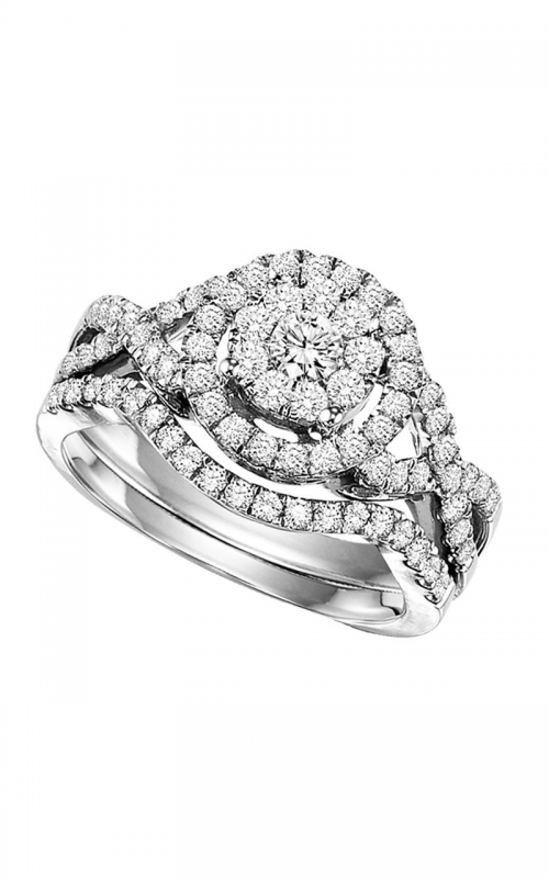 Bridal Bells Engagement ring WB5765E product image