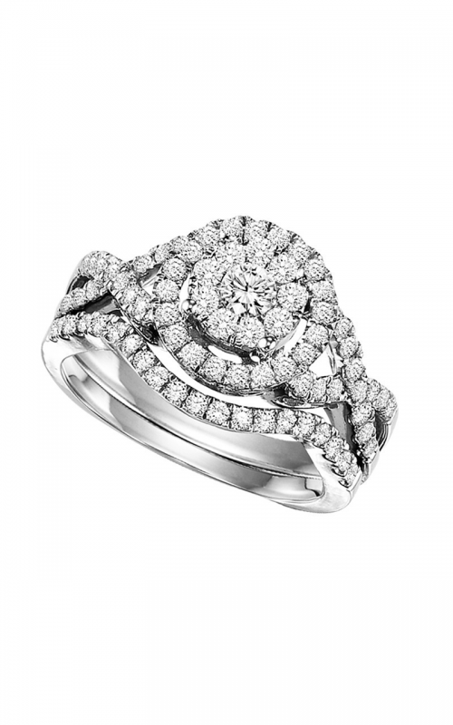 Bridal Bells Engagement Rings Engagement ring WB5798-4WB product image