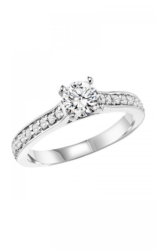 Bridal Bells Engagement ring WB5837-4WB product image