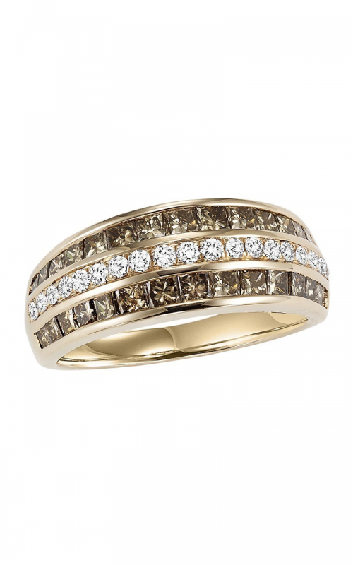 Bridal Bells Wedding band WB6023W-4WCDB product image
