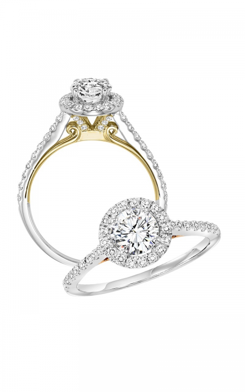 Bridal Bells Engagement ring WB6054E product image
