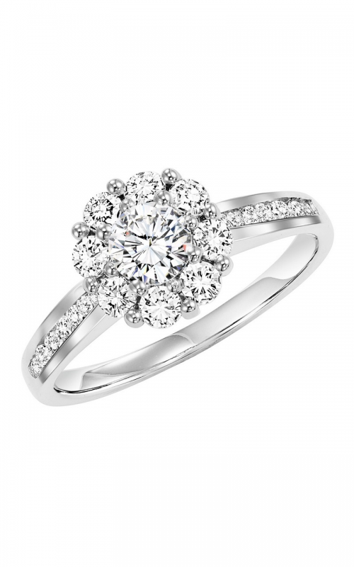 Bridal Bells Engagement ring WB6070E product image