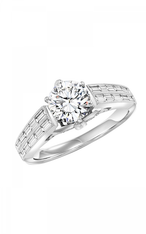 Bridal Bells Engagement ring WB6072EC product image