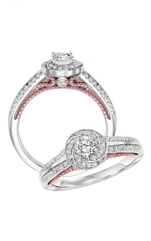 Bridal Bells Engagement ring WB6092E product image