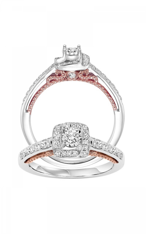 Bridal Bells Engagement ring WB6094EC product image