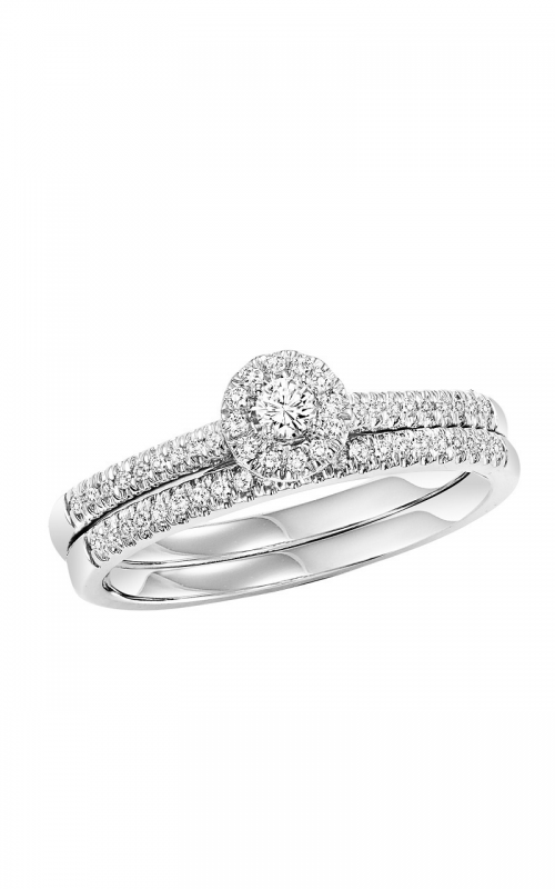 Bridal Bells Engagement ring WB6106EW product image