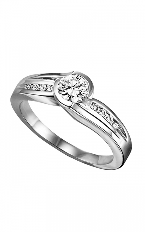 Bridal Bells Engagement ring WB5635EC product image