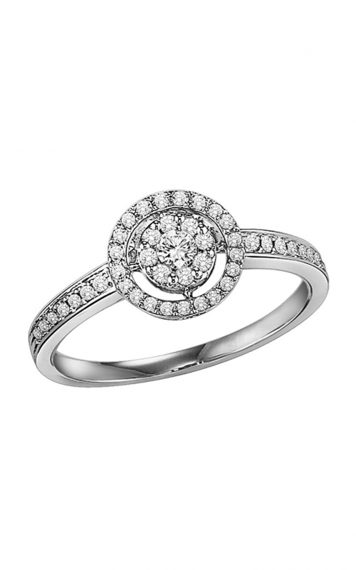 Bridal Bells Engagement ring WB5709EC product image
