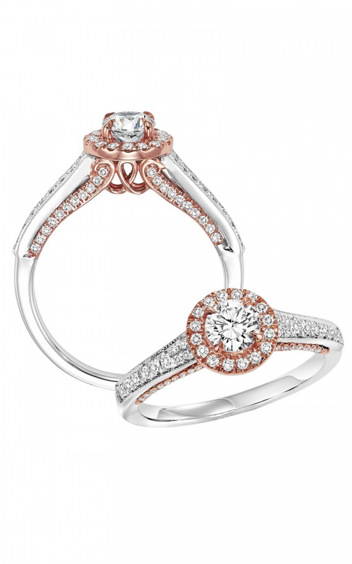 Bridal Bells Engagement ring WB6055E product image