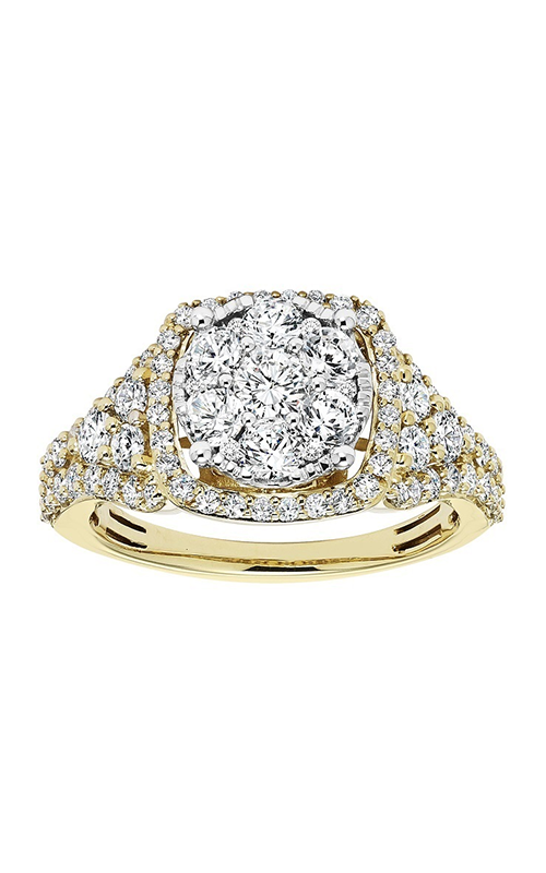 Bridal Bells Engagement ring WB6073EC product image