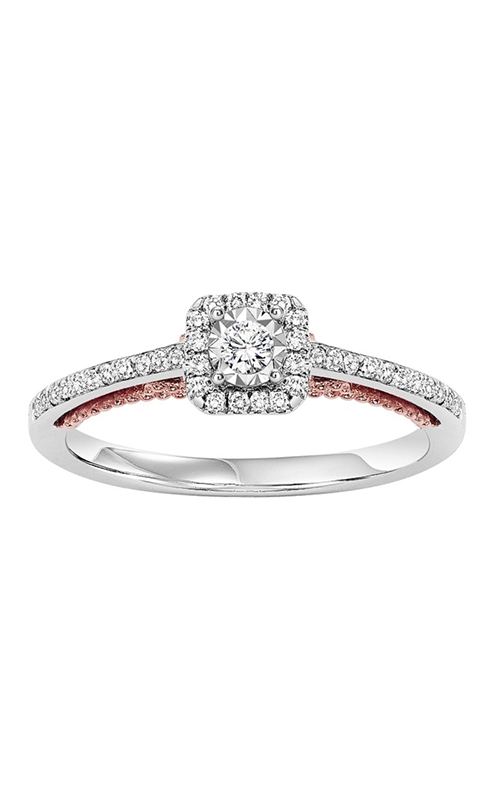 Bridal Bells Engagement ring WB6077EC product image