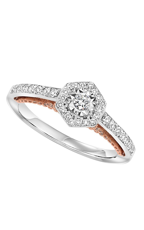 Bridal Bells Engagement ring WB6095-4WC product image