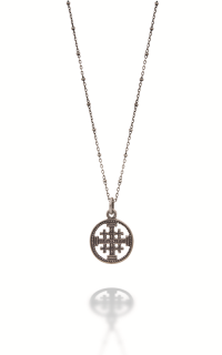 Brother Wolf Men's Necklaces KS60-SS