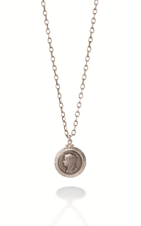 Brother Wolf Men's Necklaces KS6-SS