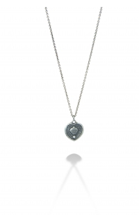 Brother Wolf Men's Necklaces KS21-SSD