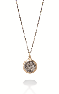 Brother Wolf Men's Necklaces KS11-14Y
