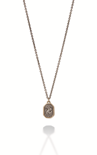Brother Wolf Men's Necklaces KS24-14Y