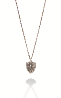 Brother Wolf Men's Necklaces KS83-SS