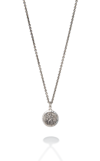 Brother Wolf Men's Necklaces KS23-SS