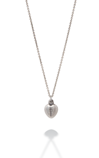 Brother Wolf Men's Necklaces KS33-SS