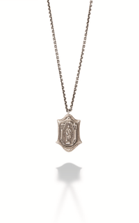Brother Wolf Men's Necklaces KS32-SS