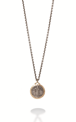 Brother Wolf Necklaces Necklace KS63-14P product image