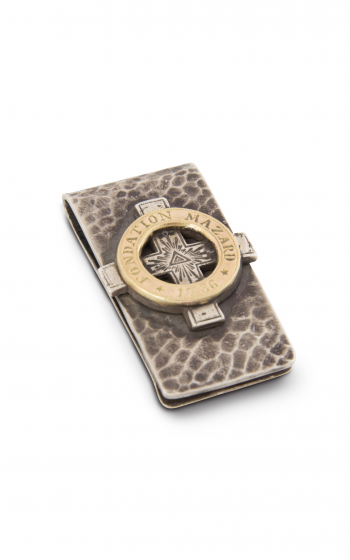 Brother Wolf All Seeing Eye Money Clip product image