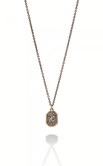 Brother Wolf St. Christopher Dog Tag product image