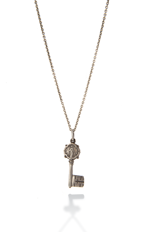 Brother Wolf Necklace KS15-SS product image