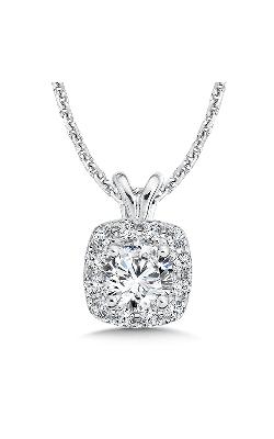 Caro74 Diamond Pendant CFP415W product image