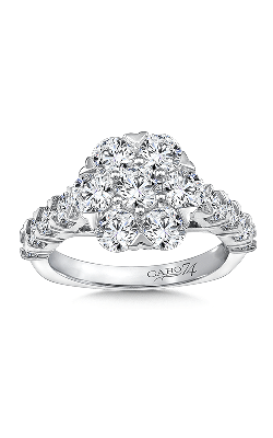 Caro74 Engagement ring CFR520W product image