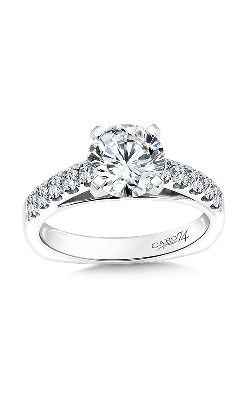 Caro74 Engagement Ring CR107W product image