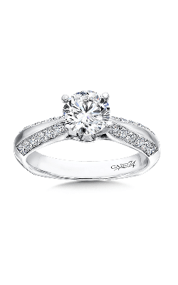 Caro74 Engagement ring CR108W product image