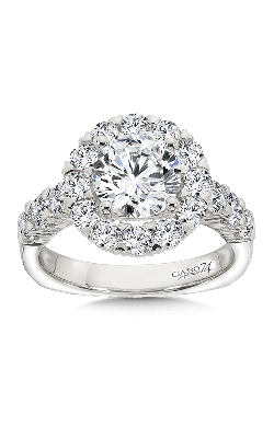 Caro74 Engagement ring CR114W product image