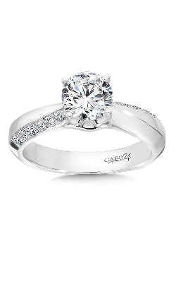 Caro74 Engagement ring CR116W product image