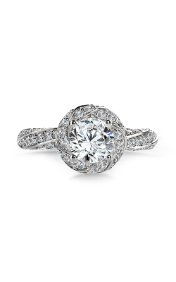 Caro74 Engagement ring CR860W product image