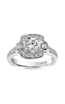 Caro74 Engagement ring CR855W product image