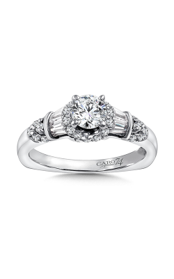 Caro74 Engagement Ring CR847W product image